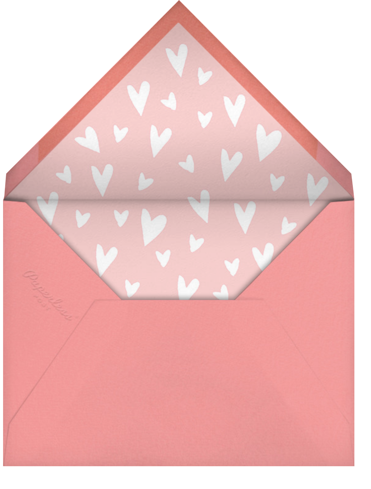 Healing Heart - Hello!Lucky - National Doctors' Day - envelope back
