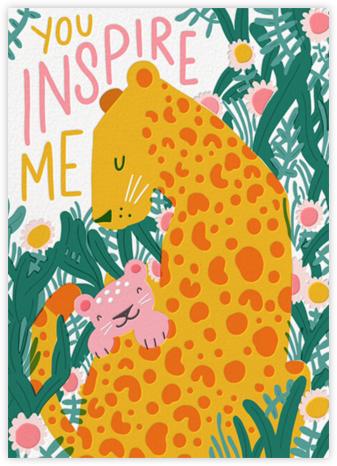 Mama Leopard - Hello!Lucky -