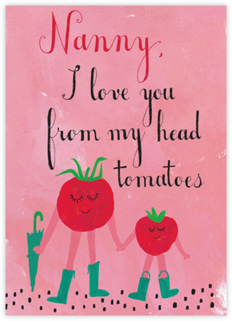 Tomatoes Love Tomatoes - Mr. Boddington's Studio -