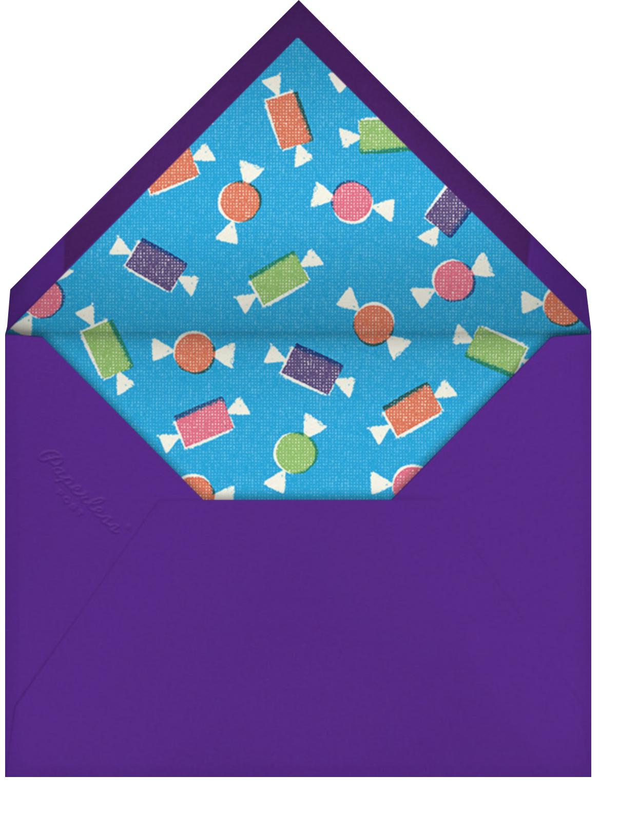 Chag Purim Sameach (Greeting) - Paperless Post - Envelope