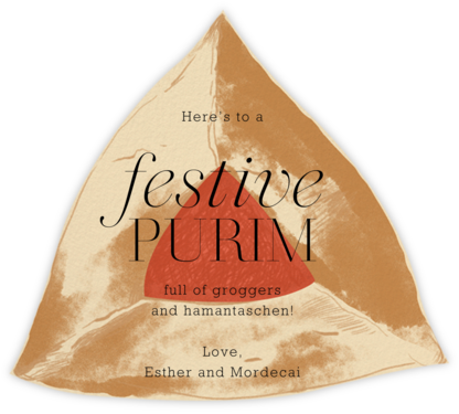 Hamantashen - Paperless Post -
