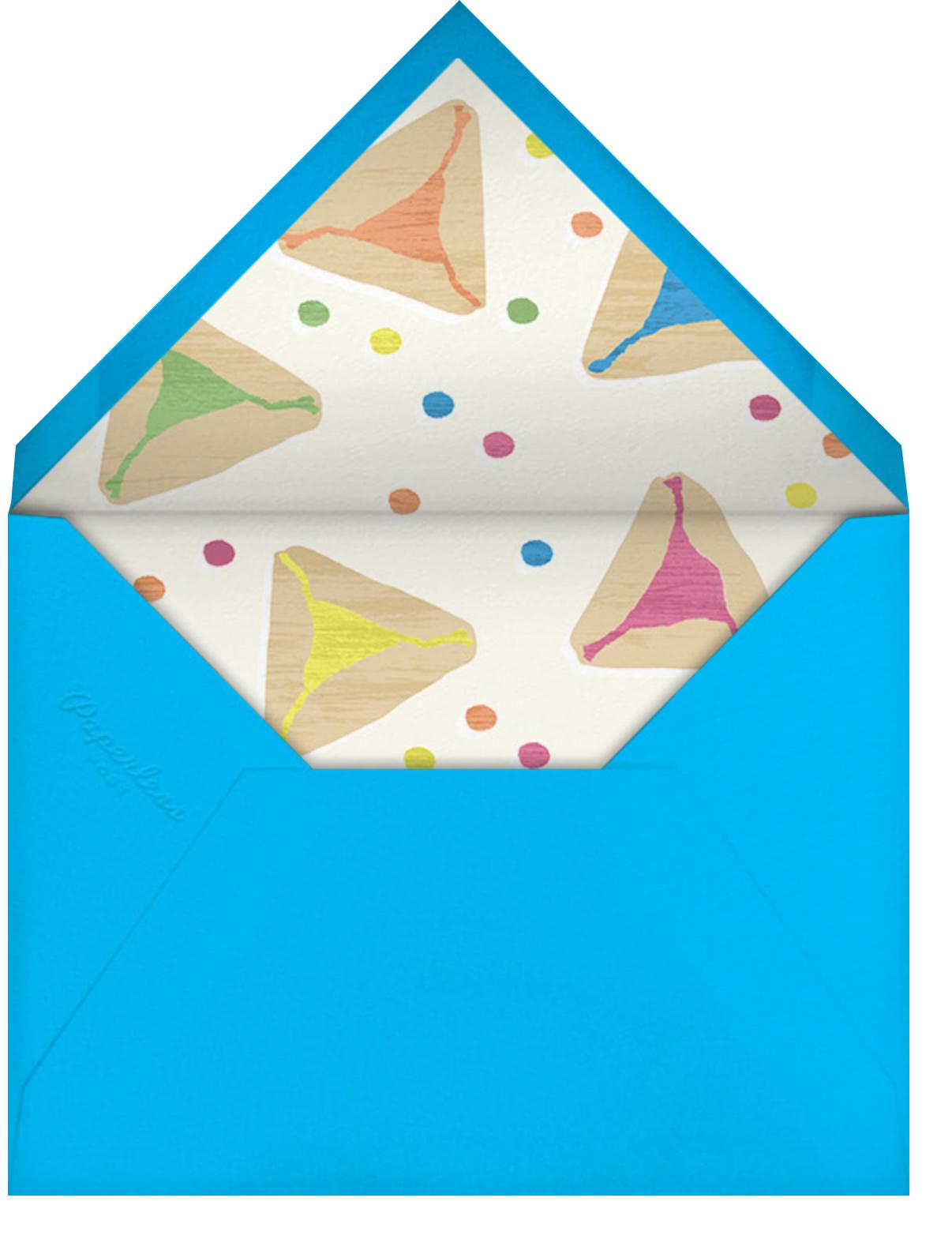 Rainbow Grogger - Paperless Post - Envelope