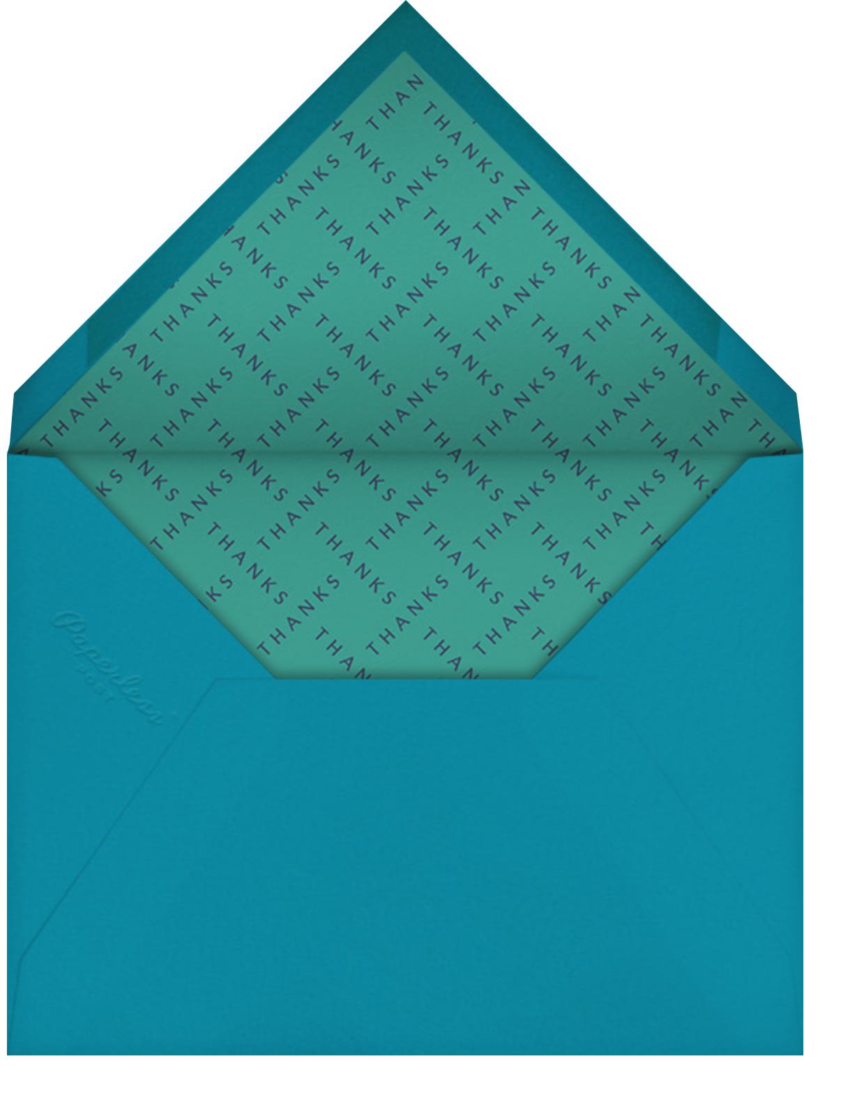 Applause - Paperless Post - Envelope