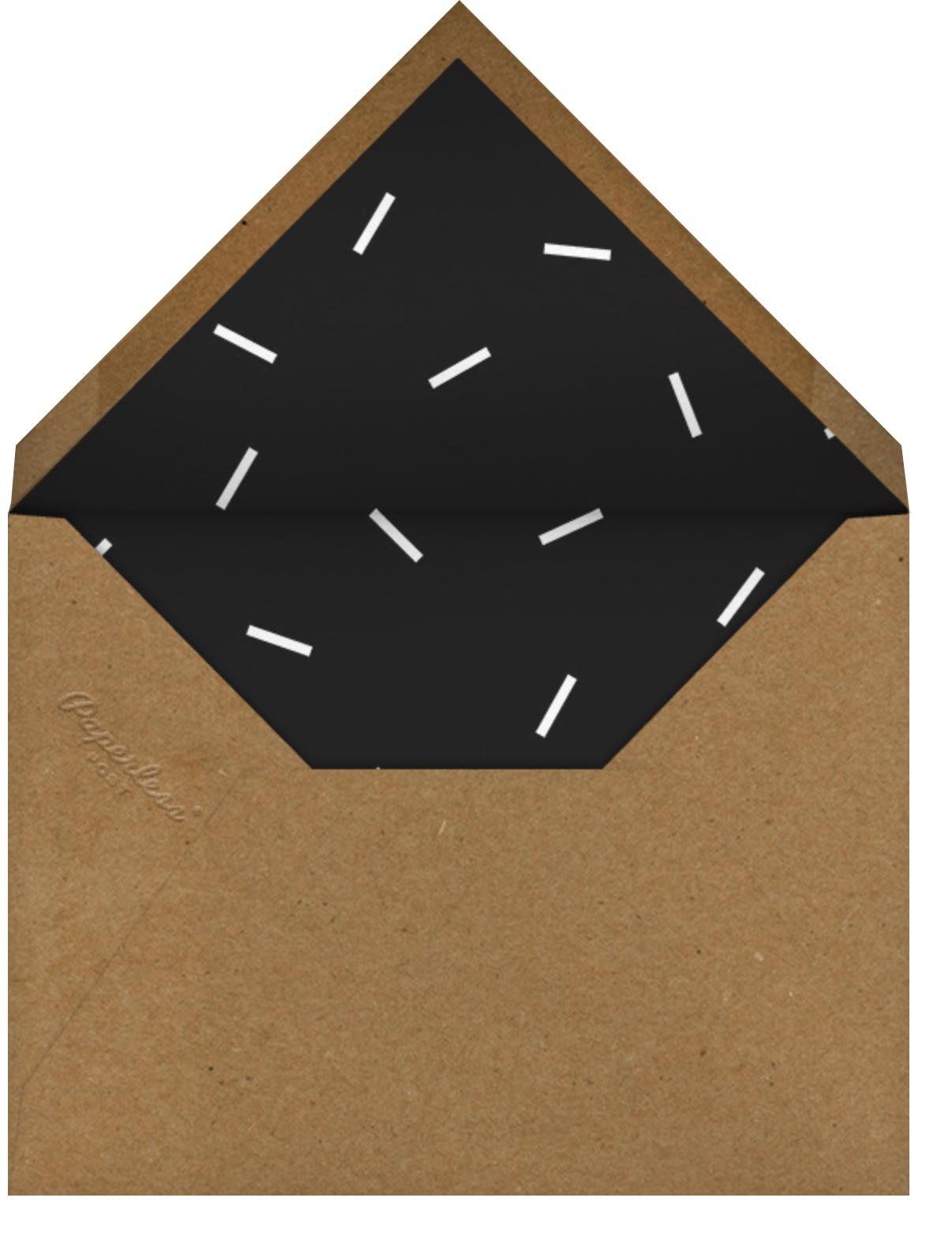 Split Screen - White - Paperless Post - Graduation cards - envelope back