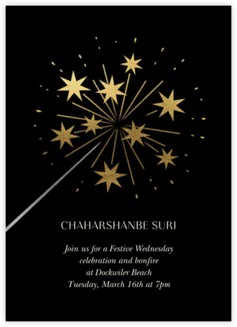 Bright and New - Paperless Post - Nowruz Invitations