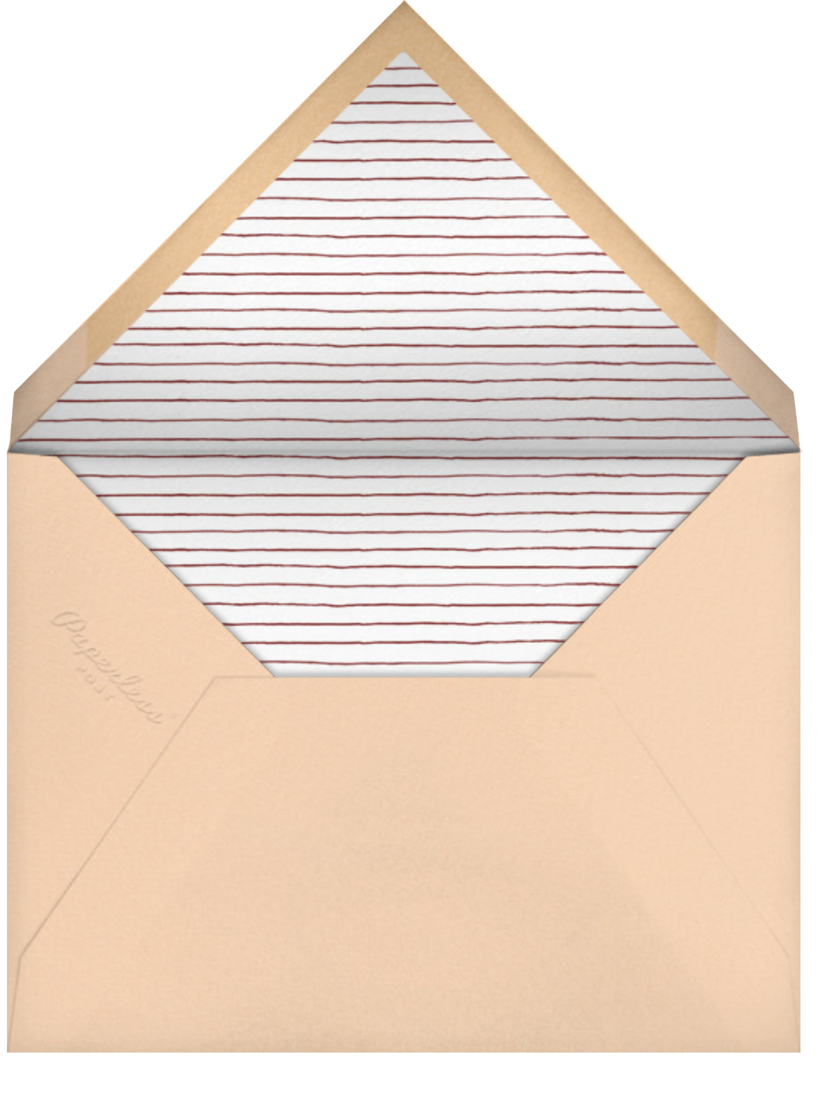 Watercolored Eggs - Paperless Post - Envelope