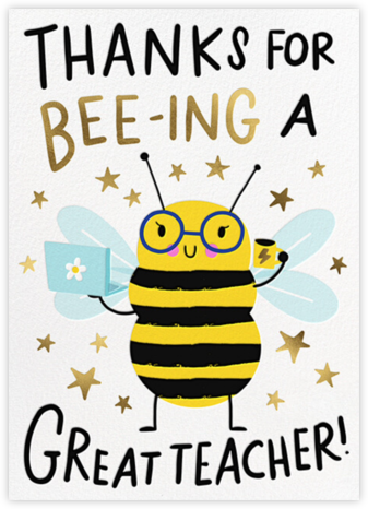 Busy Bee - Hello!Lucky -