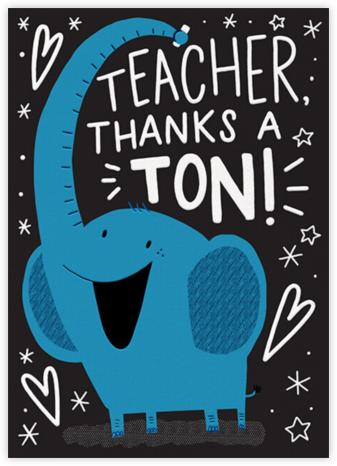 Thankful Trunk - Hello!Lucky -