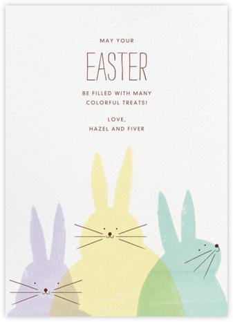 Bunny Bunnies - Paperless Post