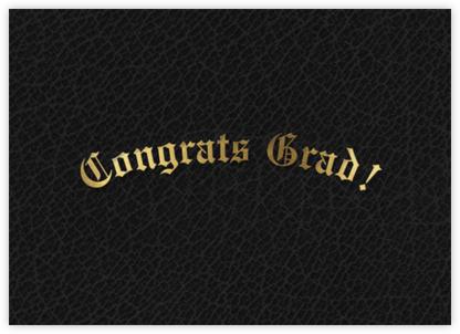 Diploma (Greeting) - Paperless Post -