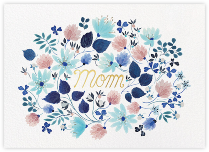Delicate Petals (Anna Emilia Laitinen) - Red Cap Cards - Mother's Day Cards