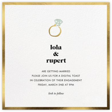 Ring Ring - Gold - kate spade new york -