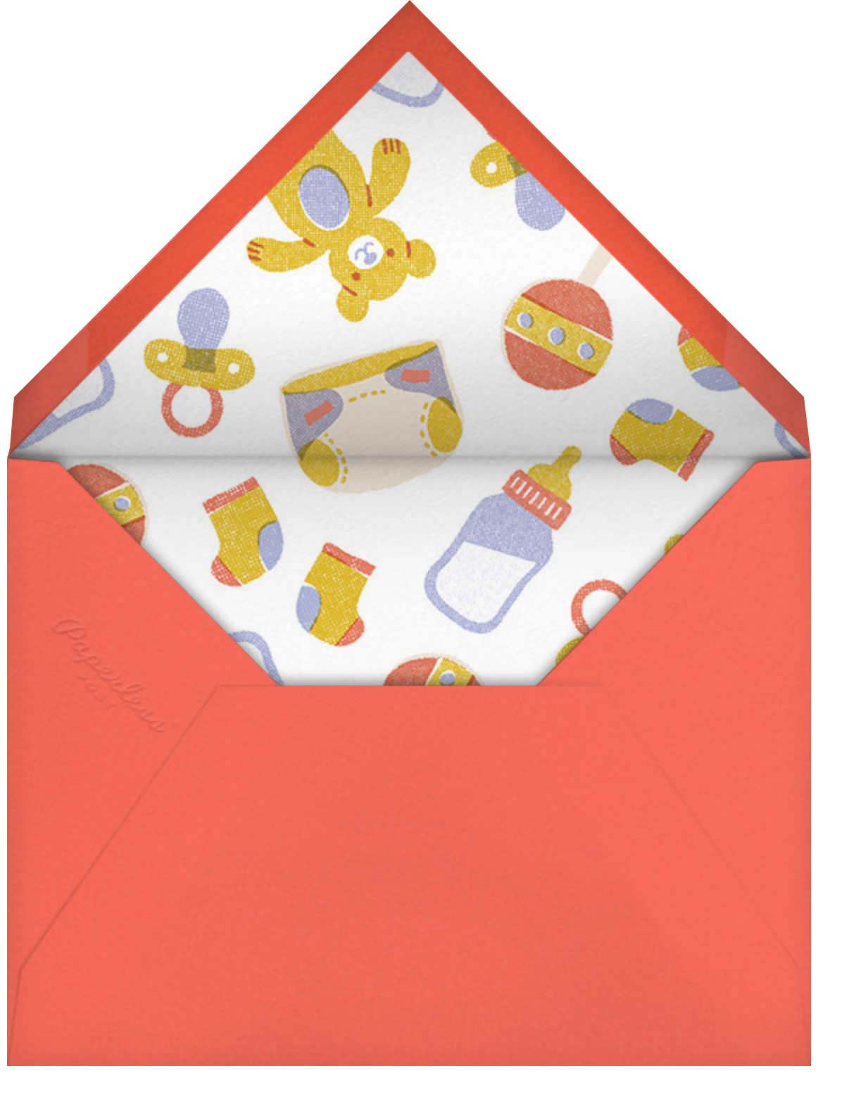 In The Bag - Paperless Post - Envelope