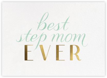 Bestest - Step Mom - Paperless Post -