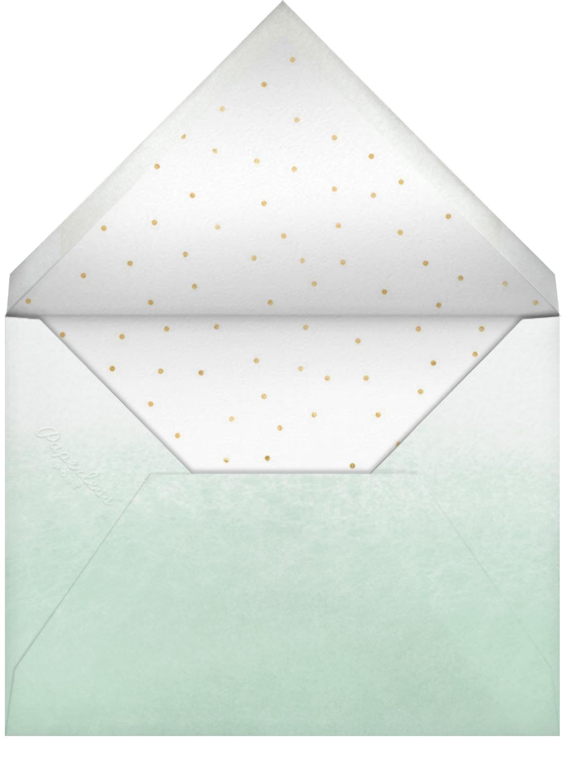 Radical - Pale Yellow - Paperless Post - Envelope