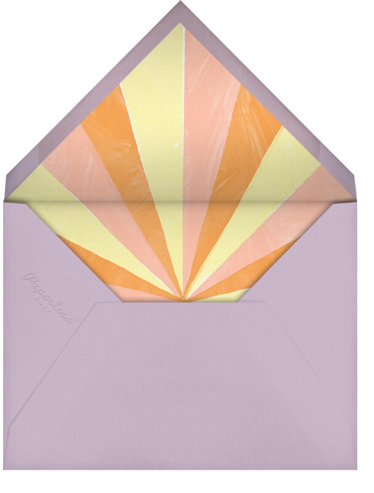 Hang Soon - Paperless Post - Envelope