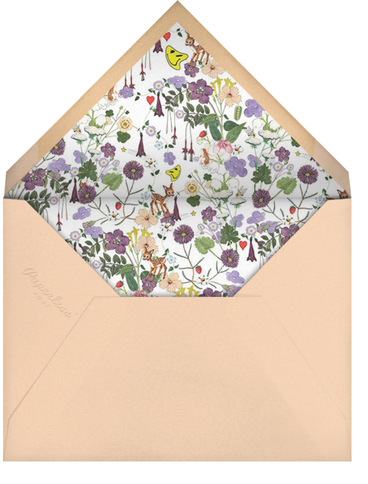 Woodland Walk - Stephanie Fishwick - Envelope