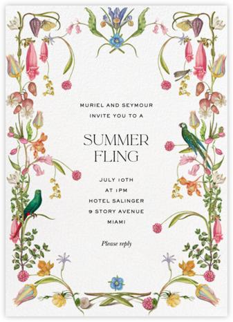 Summer Bouquet - Stephanie Fishwick -