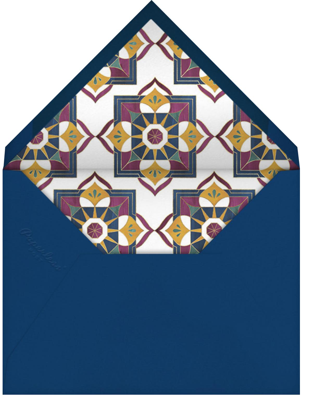 Rub el Hizb - Paperless Post - Envelope