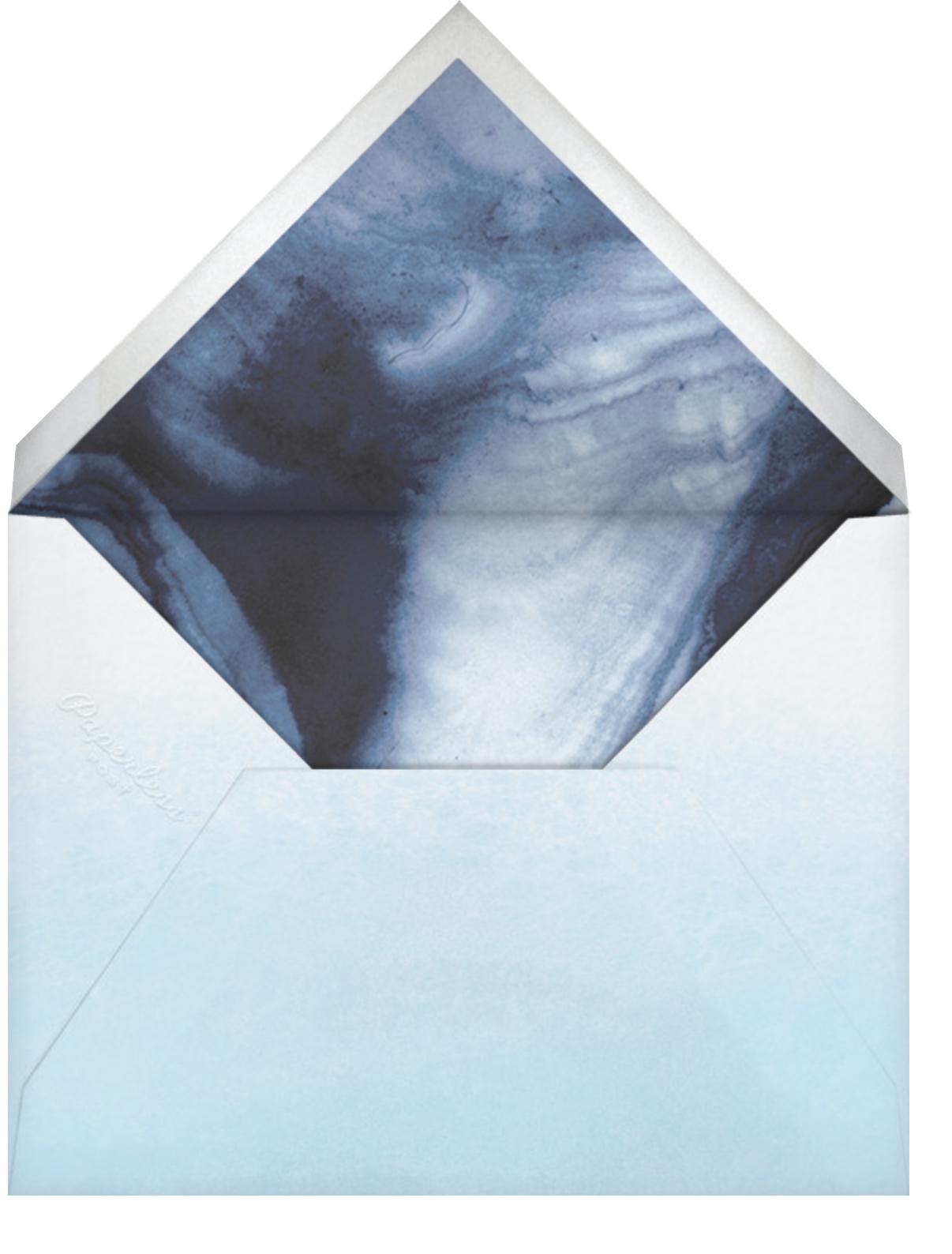 Deep Sympathy - Paperless Post - Sympathy - envelope back