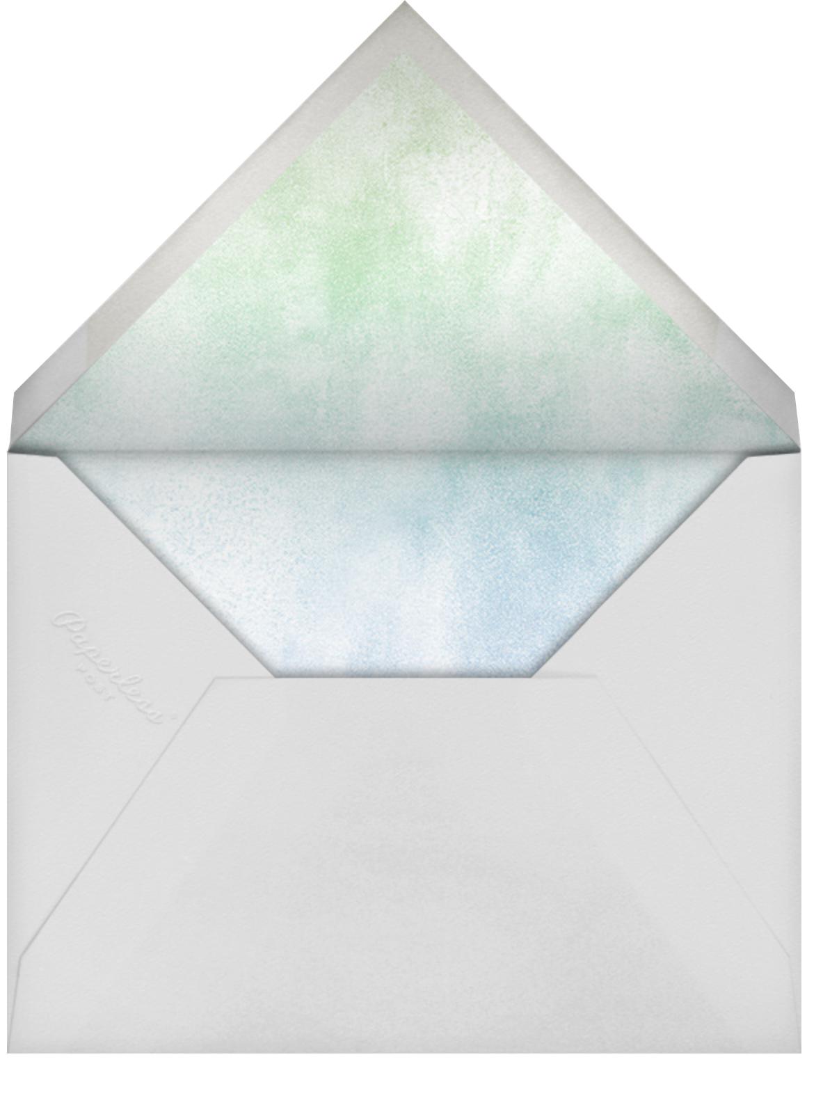 Thank You Blocks - Paperless Post - Envelope