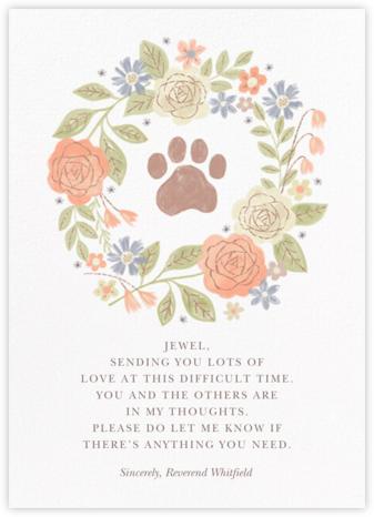Pet Love - Paperless Post -