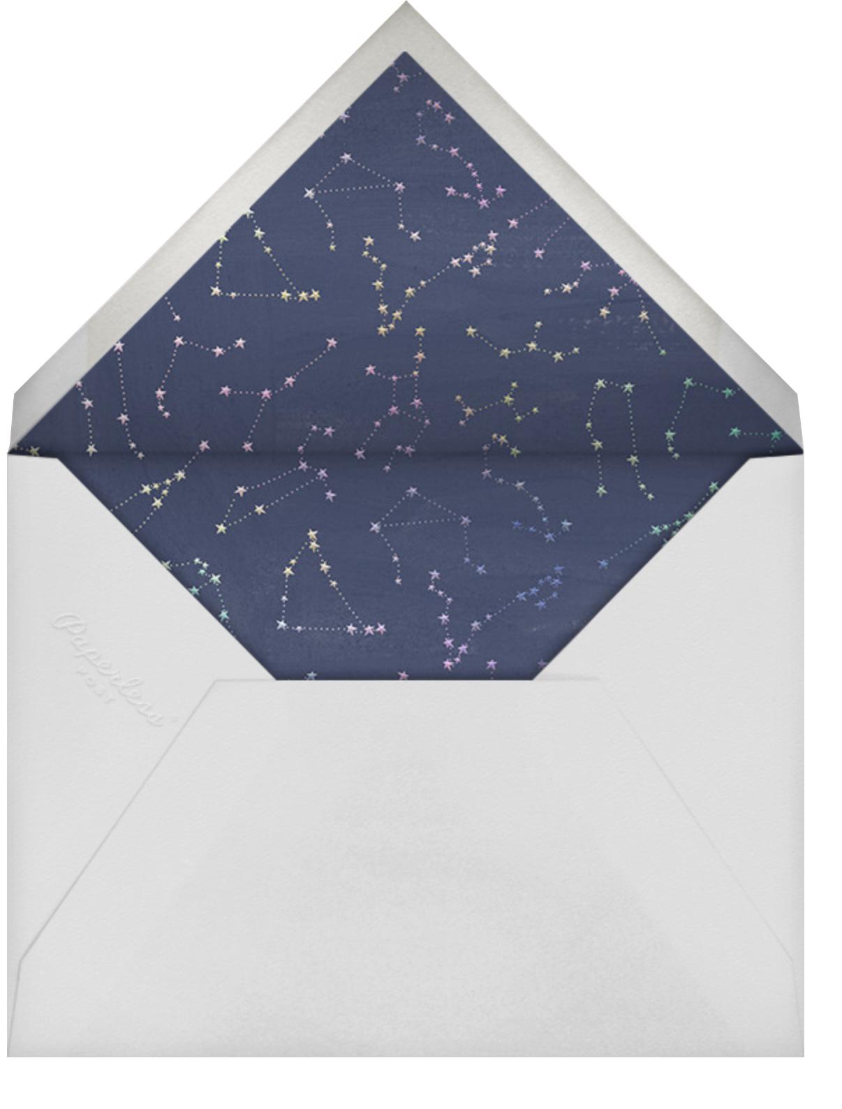 Your Season - Taurus - Paperless Post - Adult birthday - envelope back