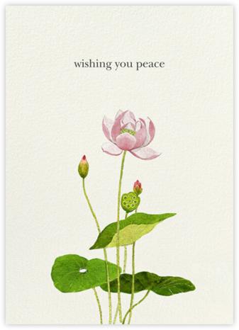 Lotus Flower - Felix Doolittle -