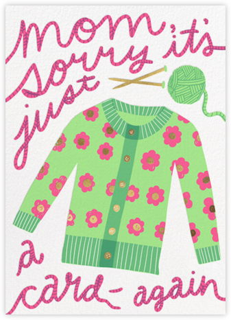 Tight-Knit - Hello!Lucky - Mother's Day Cards