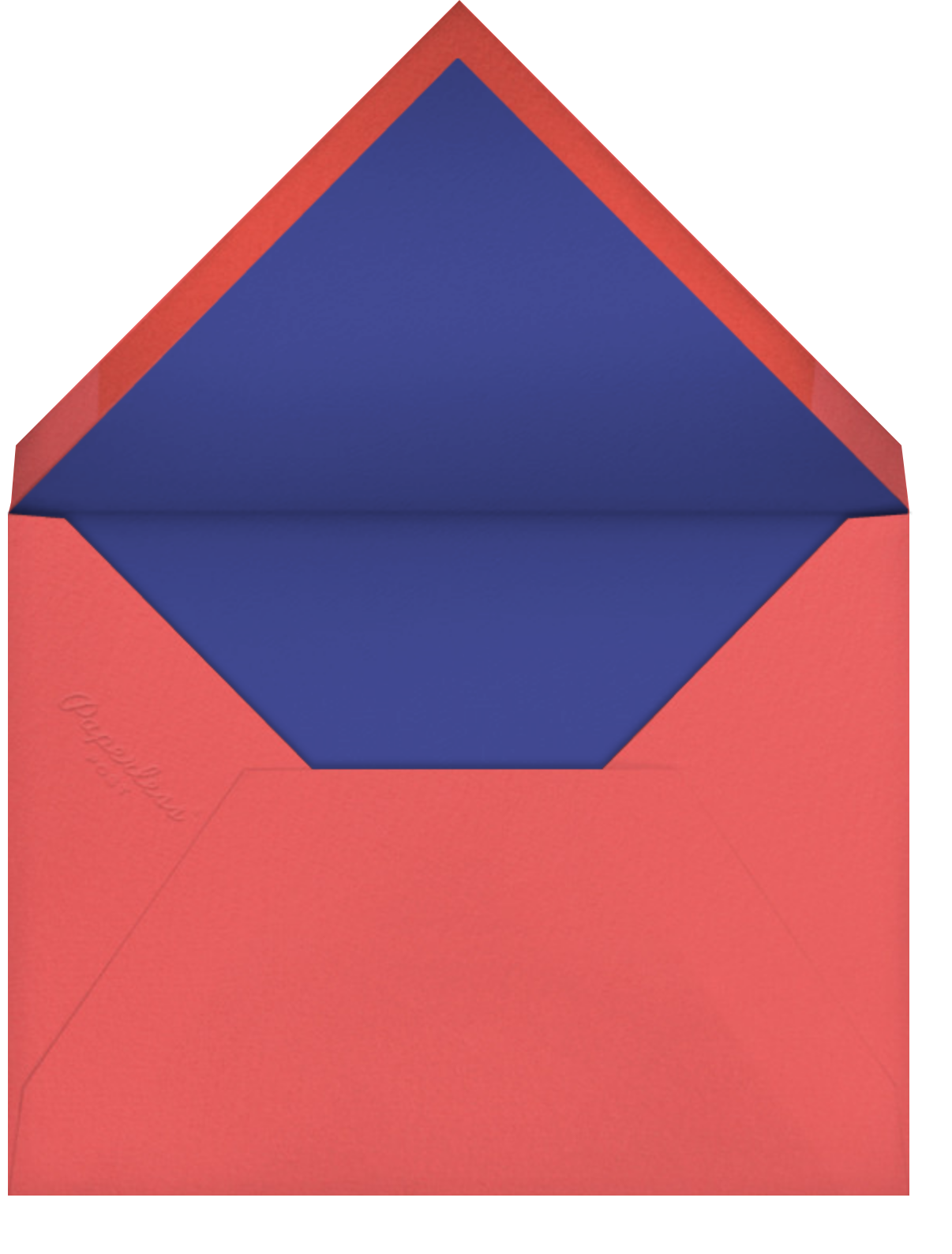 Picked a Winner - Hello!Lucky - Mother's Day - envelope back