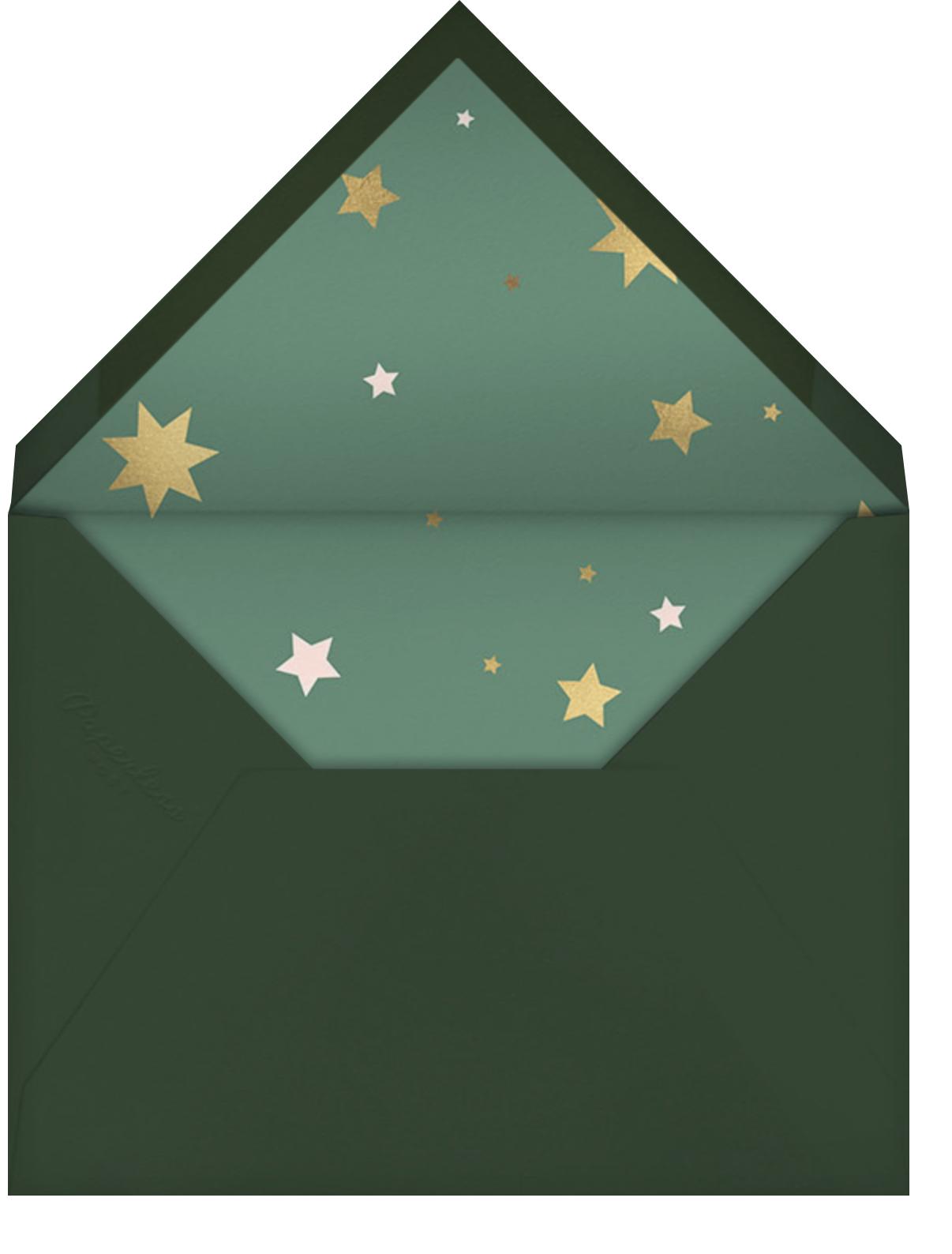Moon in Bloom - Paperless Post - Ramadan - envelope back