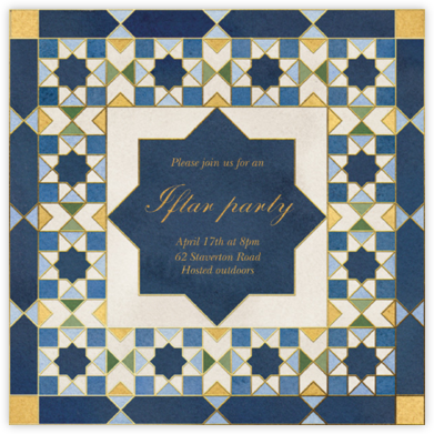 Mosaic Beauty - Paperless Post
