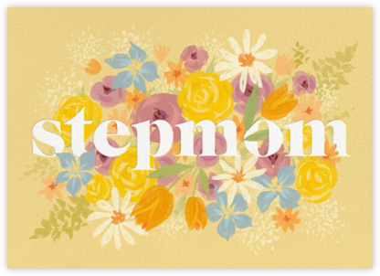 Stepmom in Bloom - Paperless Post