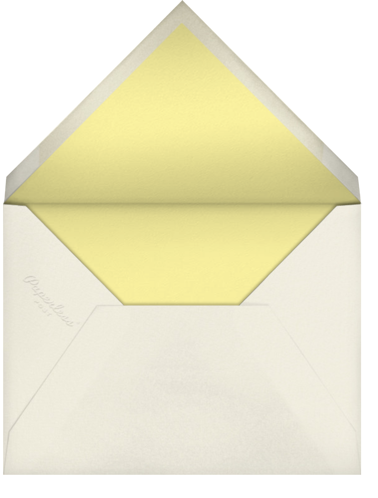 Citrus Primavera - Oscar de la Renta - Envelope