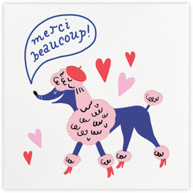 Puppy Beret - Hello!Lucky -