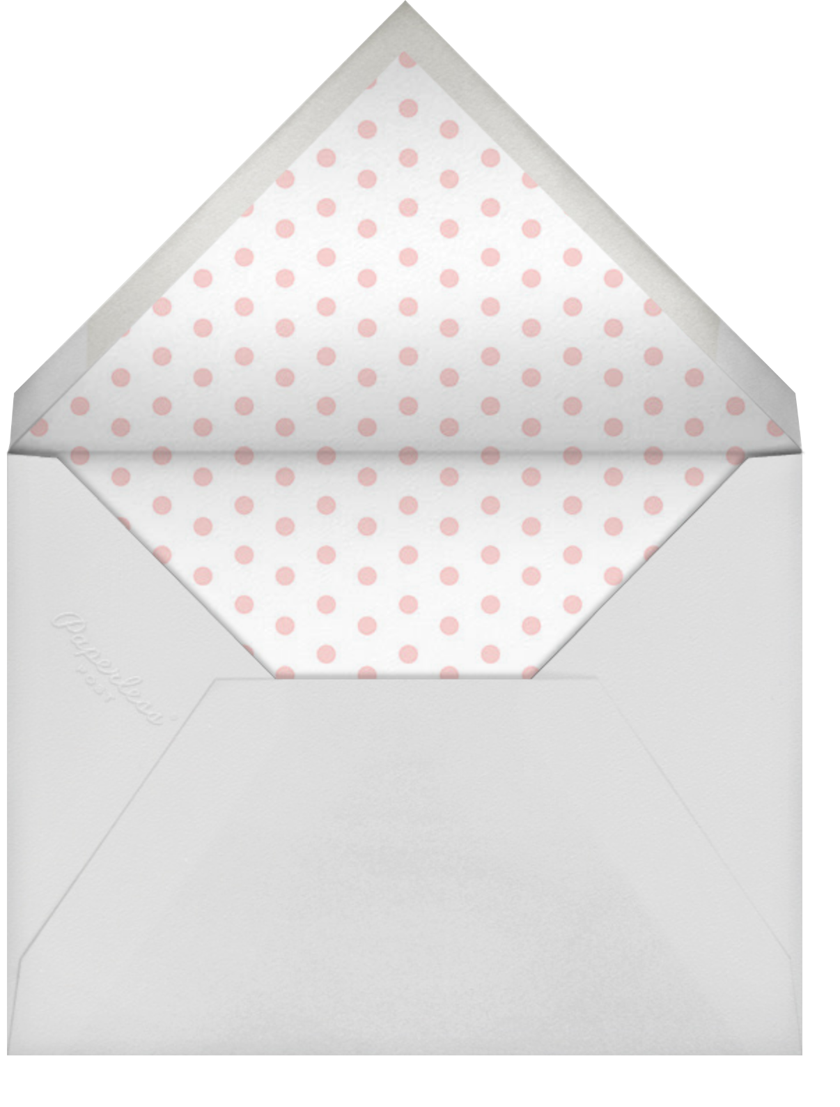 Rosy Mother's Day - Rifle Paper Co. - Envelope