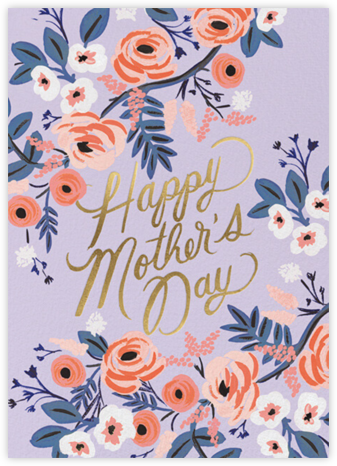 Rosy Mother's Day - Rifle Paper Co. -