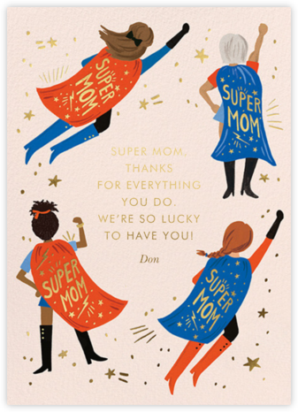 Soaring Super Moms - Rifle Paper Co. -
