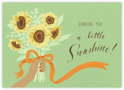 Handful of Sunshine - Medium - Paperless Post -