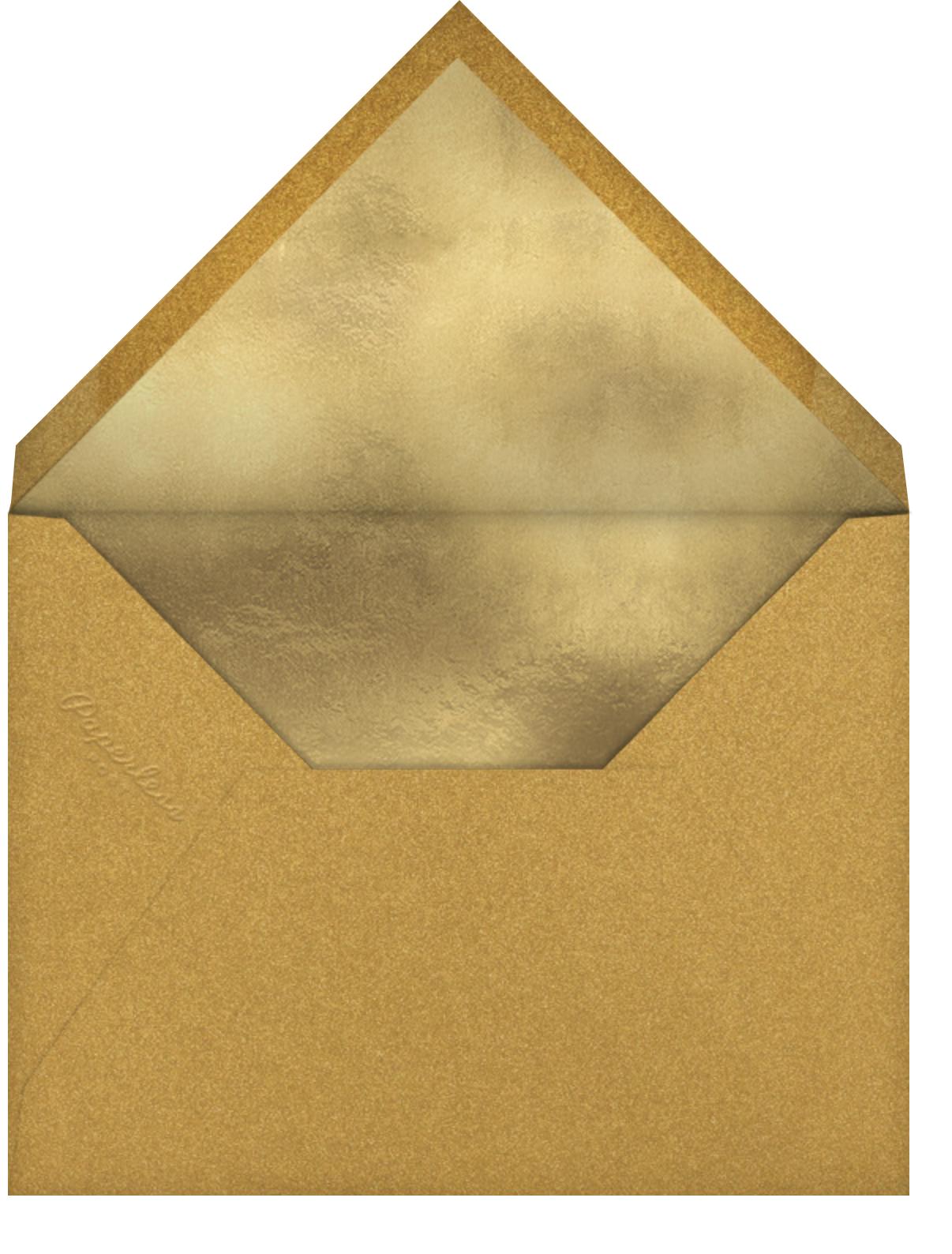Vinayanka (Invitation) - White - Paperless Post - Envelope