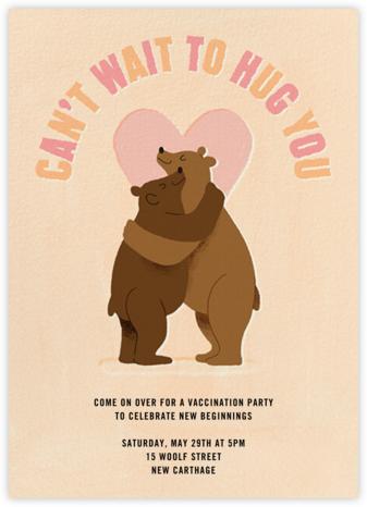 Mama Bear Hug - Paperless Post -