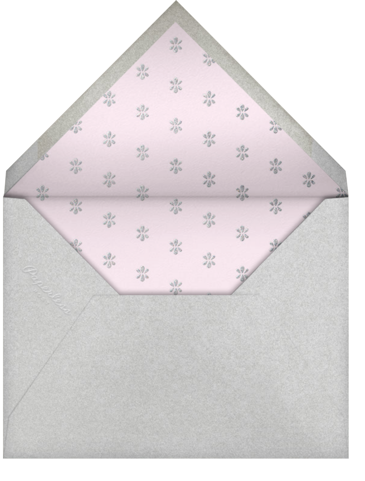 Ornate Occasion - Sweet Pea - Paperless Post - Envelope