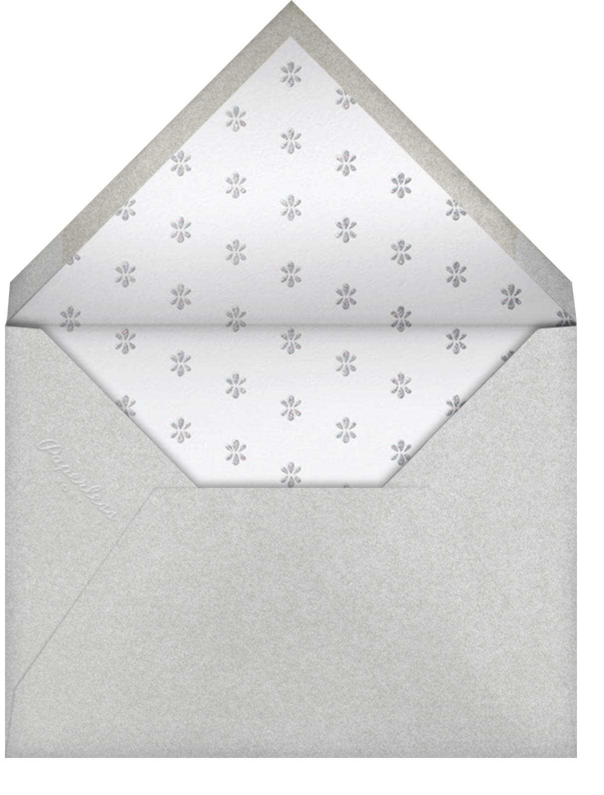Ornate Occasion - White - Paperless Post - Envelope
