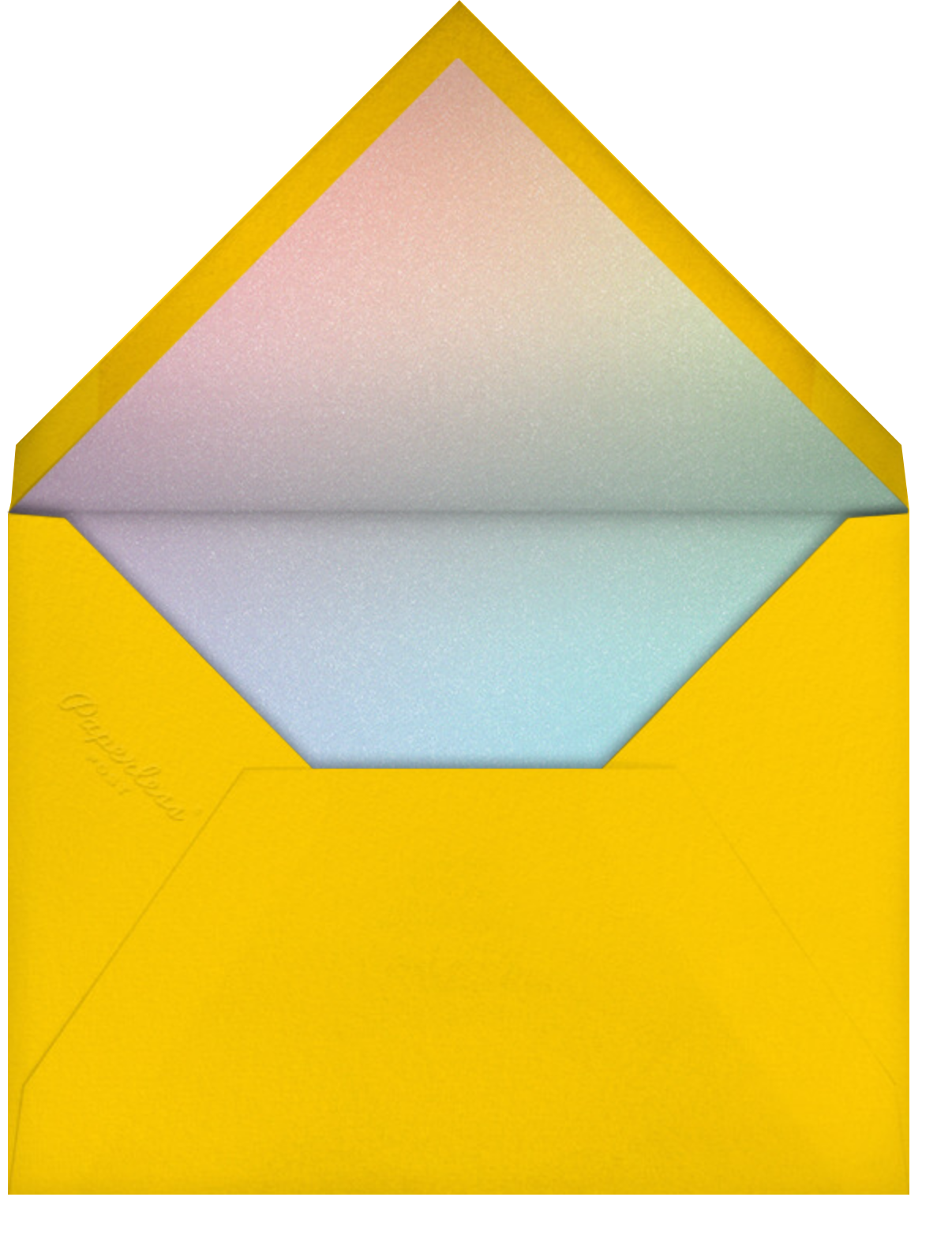 Vaccination Celebration - Paperless Post - Vaccine parties - envelope back