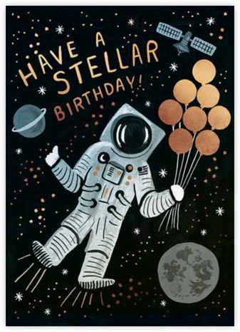 Stellar Birthday - Rifle Paper Co. -