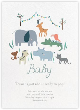 Baby Animals - Little Cube -