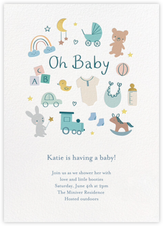 Baby Gifts - Little Cube