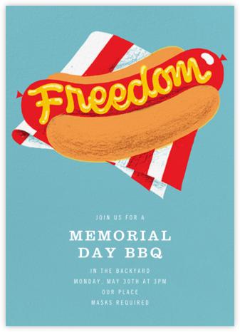 Freedom Frank - Paperless Post