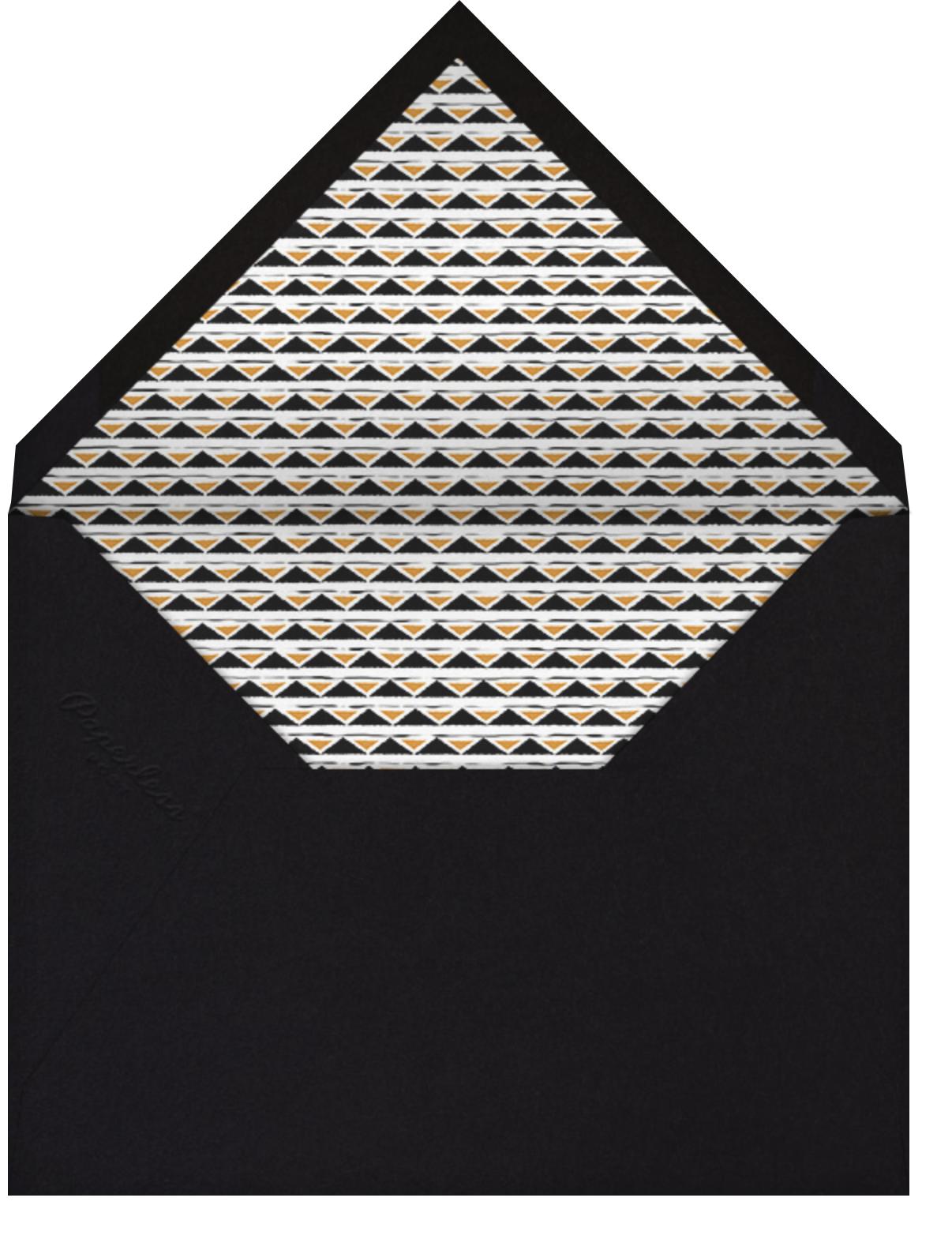 Kasm Velvet - Paperless Post - Envelope