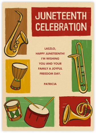 Juneteenth Celebration - Paperless Post -